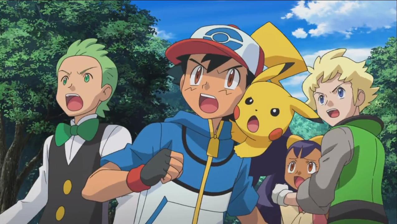 Image Result For St Pokemon Movie